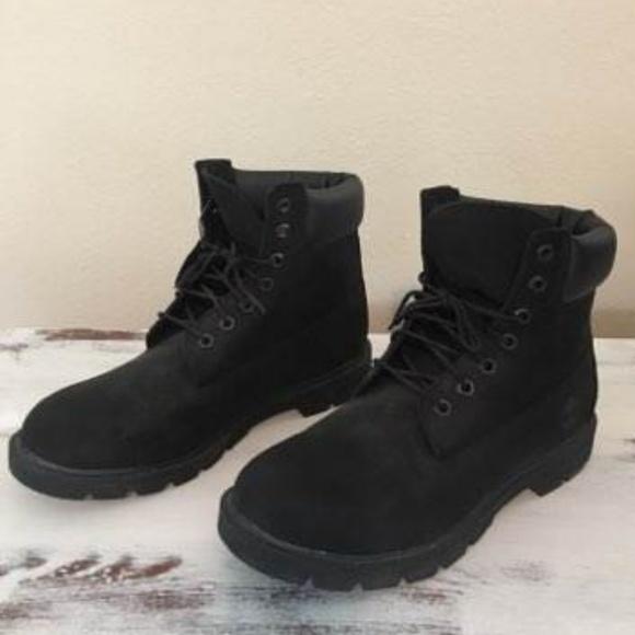 Timberland Shoes | Timberlands Black